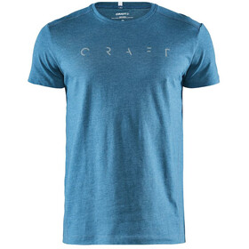 Craft Deft 2.0 T-shirt Heren, universe melange